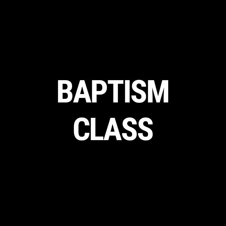 Baptism Class preview